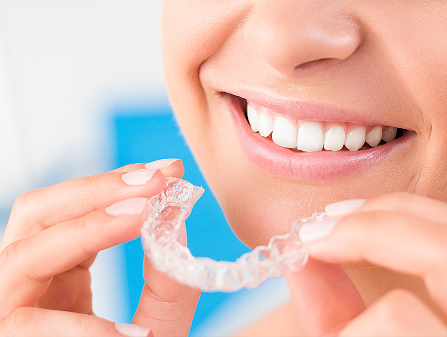 if your invisalign aligners hurt more than just discomfort contact profile orthodontics
